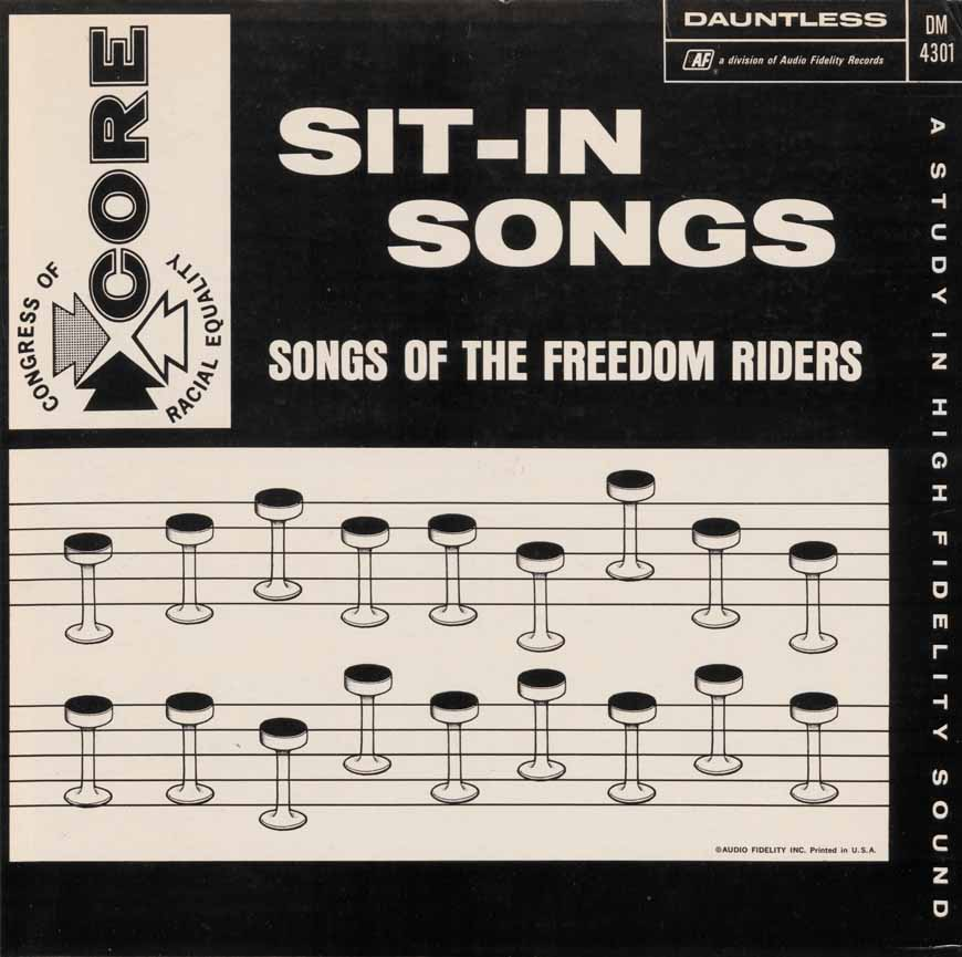 Sit-In Songs Front Cover