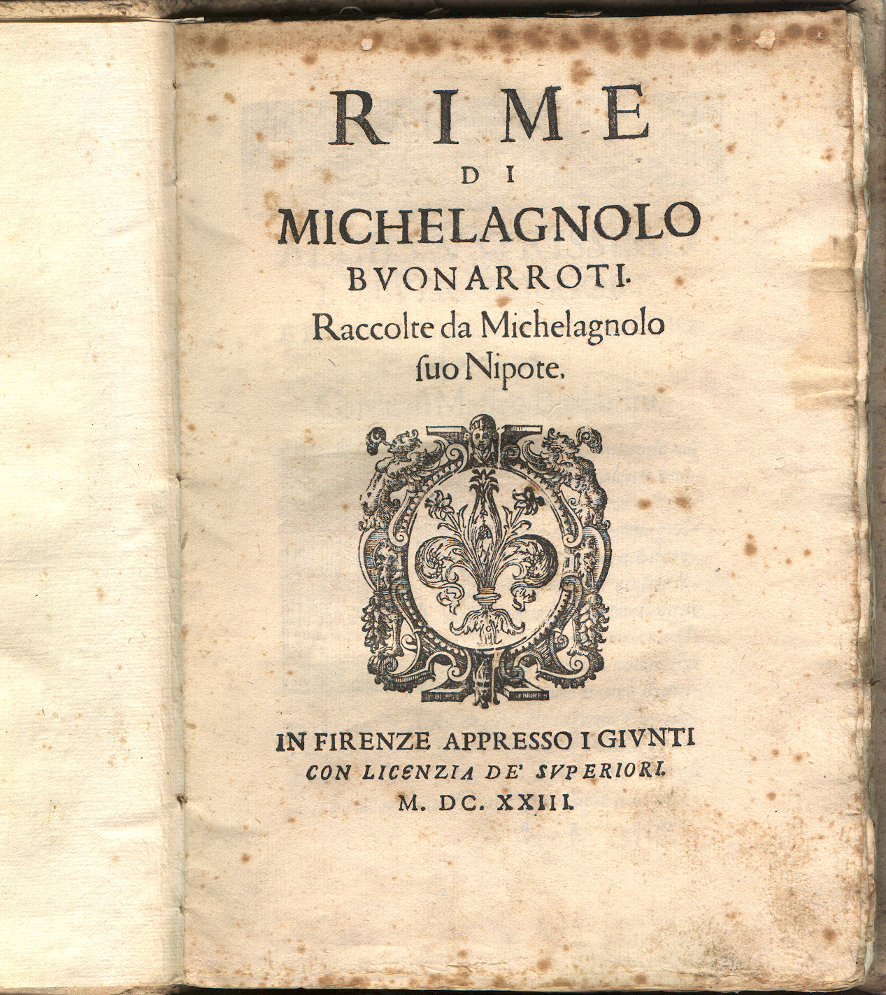 the early florentine years in the life of michelangelo Early life born on march 6, 1475, in a town near arezzo, in tuscany,   eventually, michelangelo's family went back to florence, and this was where  in  1481, his mother died of a chronic illness, and he was only 6 years of age at that  time.