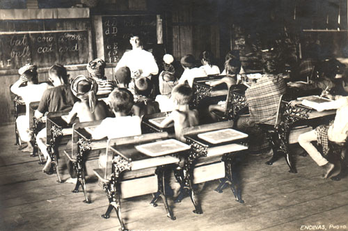 proxy - Look at the classroom! The chairs were better before than today - Philippine Daily News