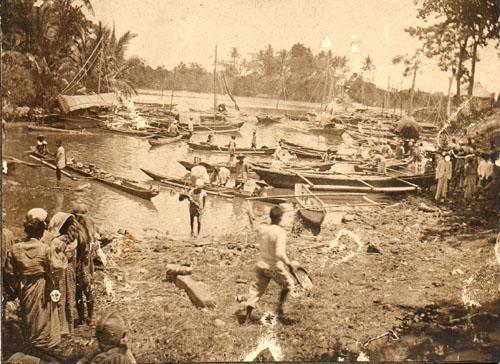 sharp3-200 - Tagbilaran Port in 1900 - Bohol Directory