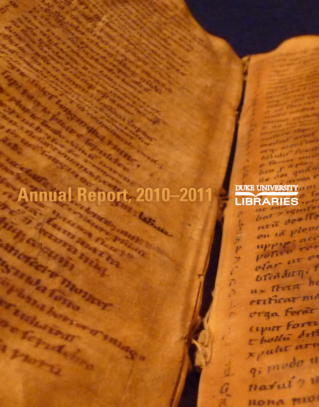 Download DUL 2010-2011 annual report