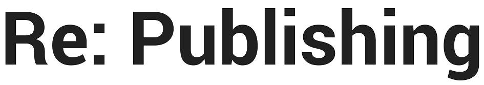 Logo for Re: Publishing program
