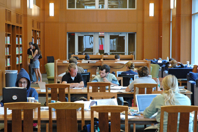 Carpenter Reading Room