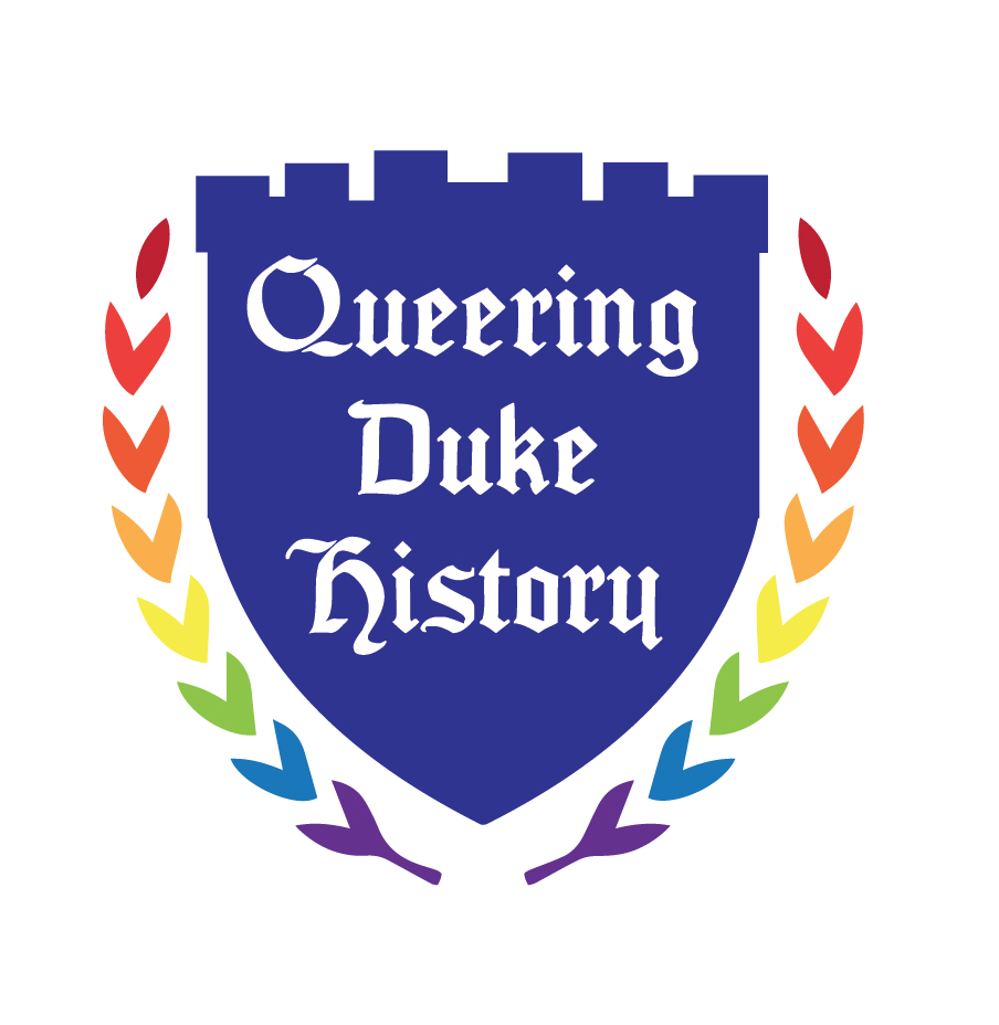 Queering Duke History Logo
