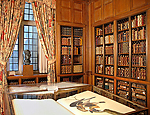 Rare Book Room Exhibit Space