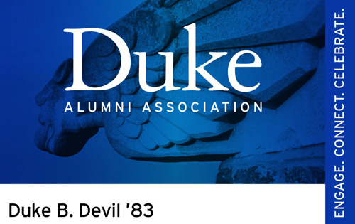Library Services for Duke Alumni